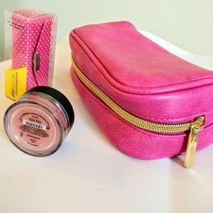 BareMinerals Lipstick & Blush Set